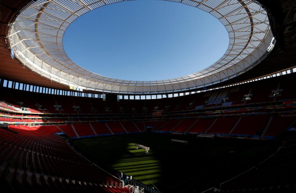 Mane Garrincha nimeline Brasiilia rahvusstaadion