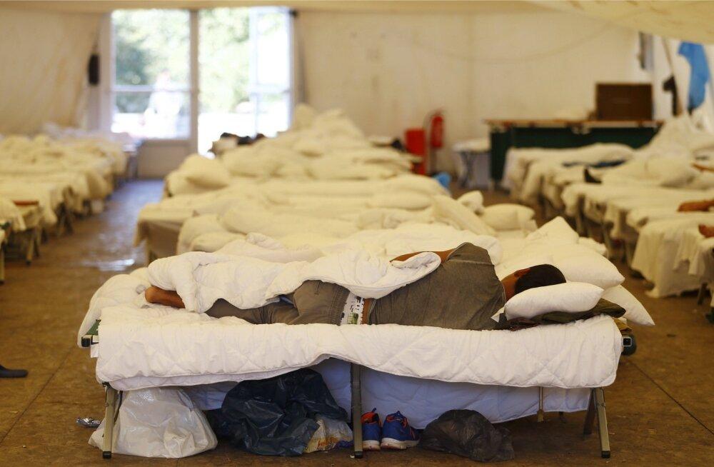 Giesseni põgenikelaager