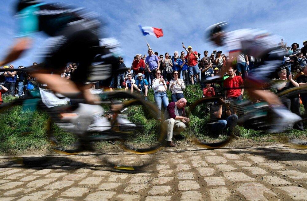 Paris-Roubaix võidusõit