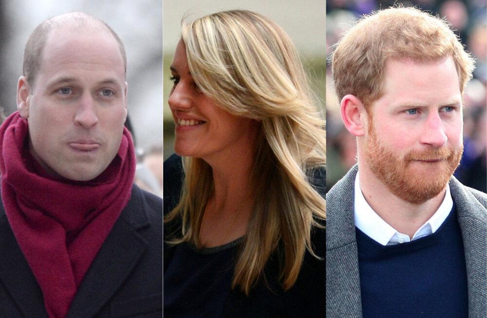 FOTOD | Üllatav! Prints Harryl ja prints Williamil on salajane kasuõde ja ta võib isegi olla külaline kuninglikus pulmas