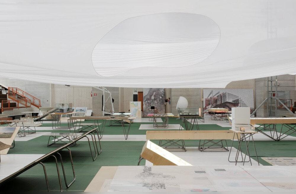 """Täna avanev """"Operatiivarhiiv"""" toob Veneetsia arhitektuuribiennaali lõpuks ometi kodupublikuni"""