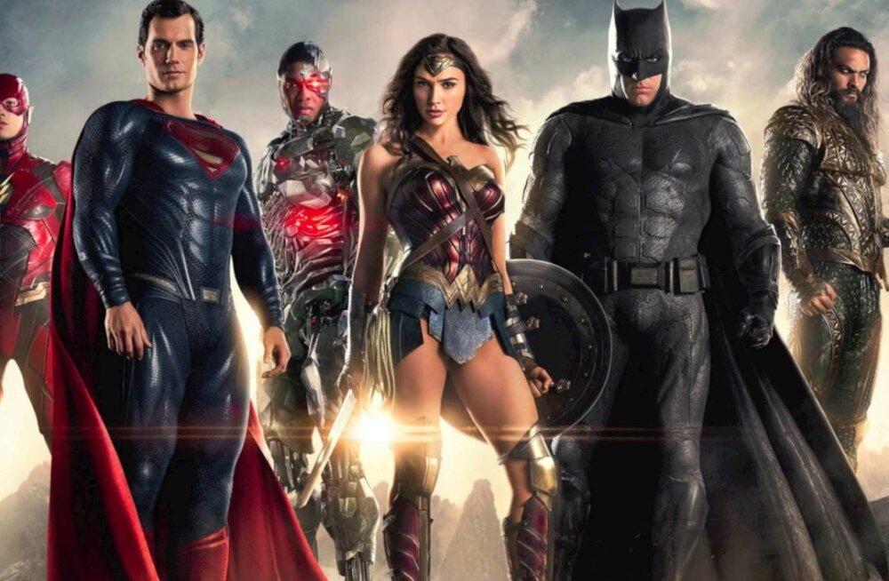 """TREILER: DC superkangelaste seni suurim film """"Justice League"""""""