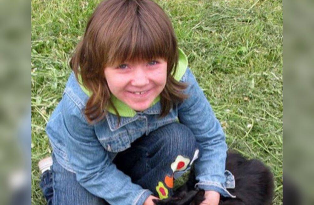 Politsei otsib tunnistajaid: 9-aastane Varvara istus väidetavalt tundmatu mehe autosse