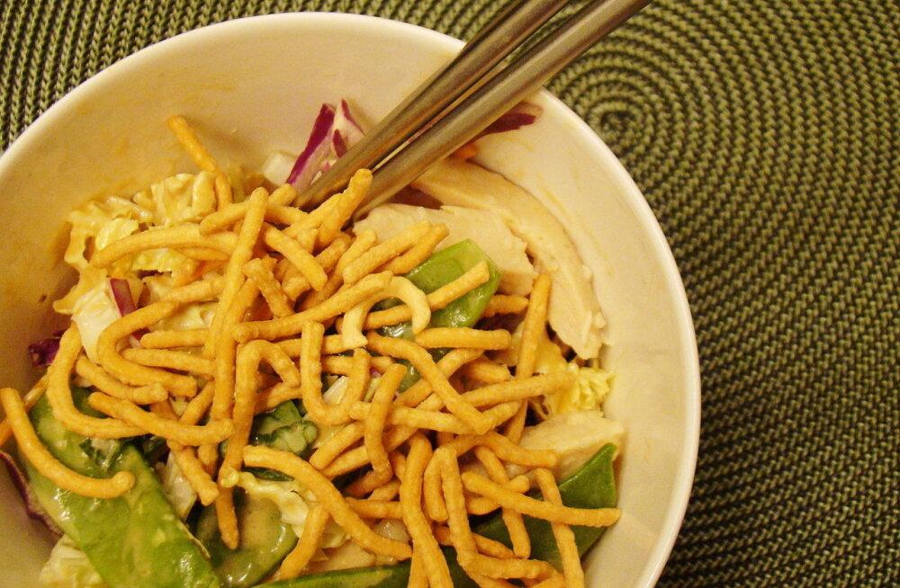 Värske trend? Hiinlased söövad taimset liha juba sajandeid!