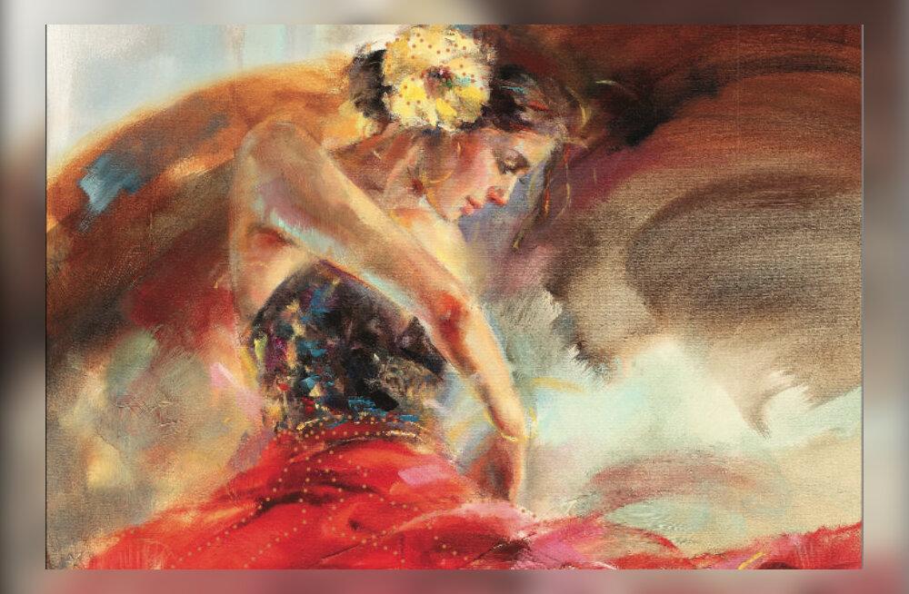 """Katrin Saali Sauli raamat """"Naiseks olemise kunst"""" aitab avastada oma naiseliku väe läbi arhetüüpide maagilise maailma"""