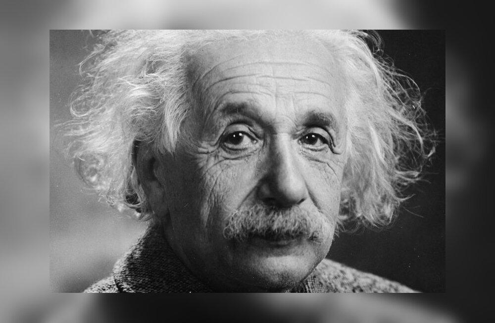 110 aastat hiljem: Albert Einsteini kuulsad artiklid nüüd ka eesti keeles