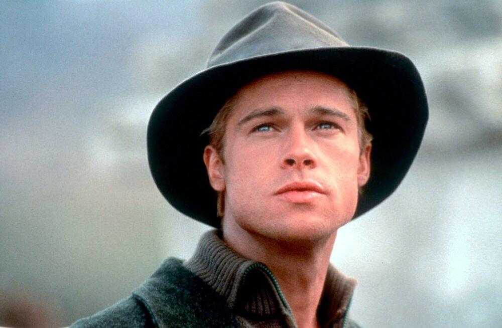 "Brad Pitt filmis ""Seven Years in Tibet"" (1997)"