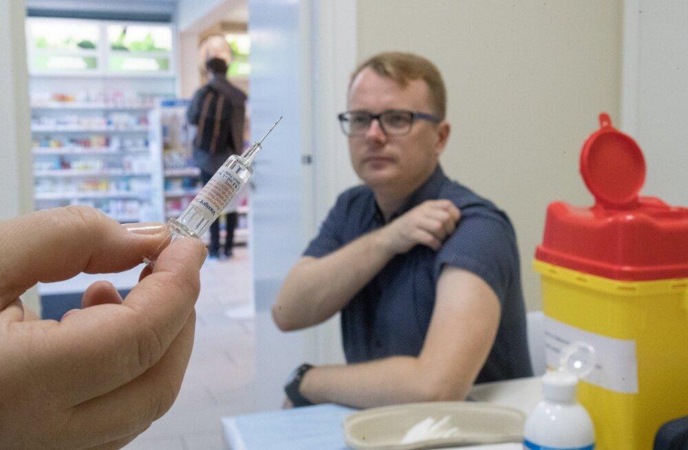 Vaktsineerimine apteegis