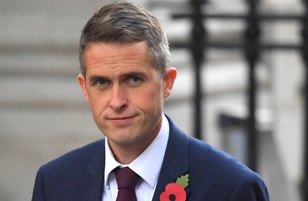 Suurbritannia uueks kaitseministriks nimetati Gavin Williamson