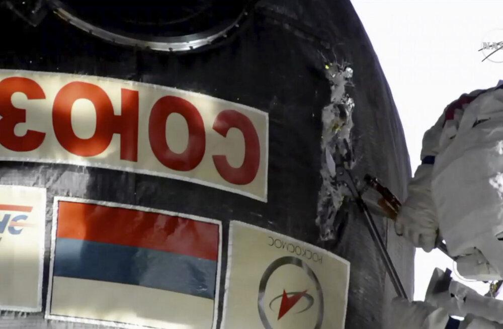 Teadlased hädas: vene kosmonaudid keelduvad spermaproove andmast