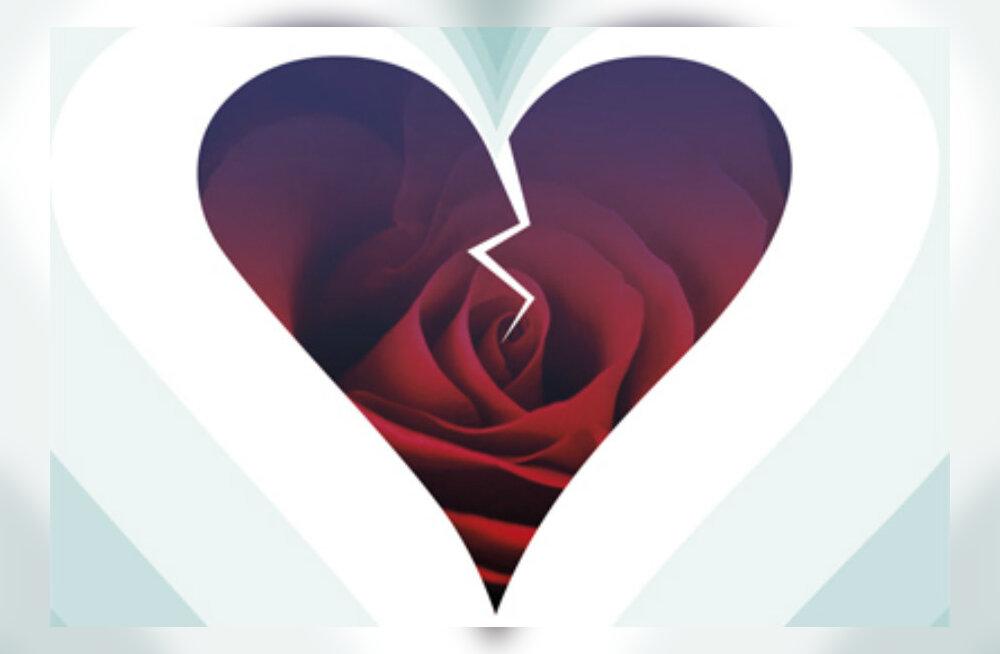 Murtud südame tervendamine: lahkuminekud ja murrangud suhetes