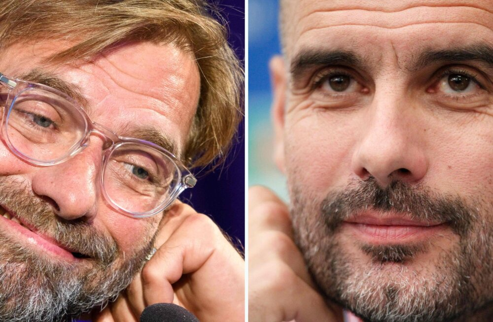 KOMMENTAAR | Klopp vs Guardiola, aga seekord ilma Klavanita
