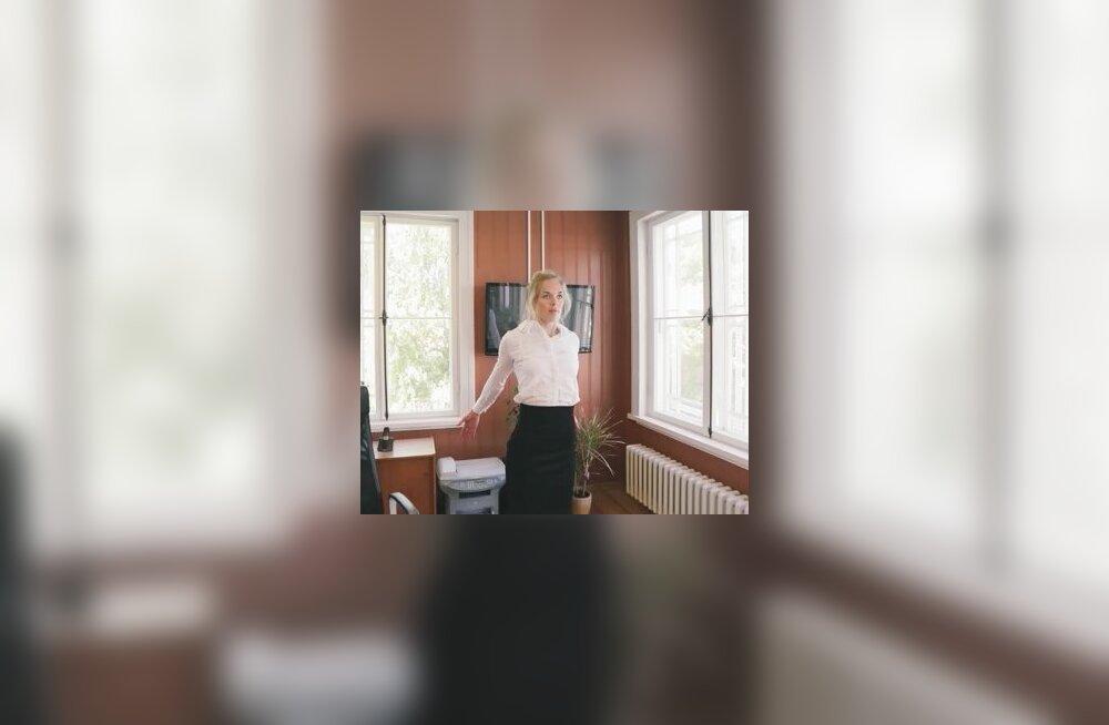 VIDEO: Enneta kontoritööst tulenevaid kaelaprobleeme