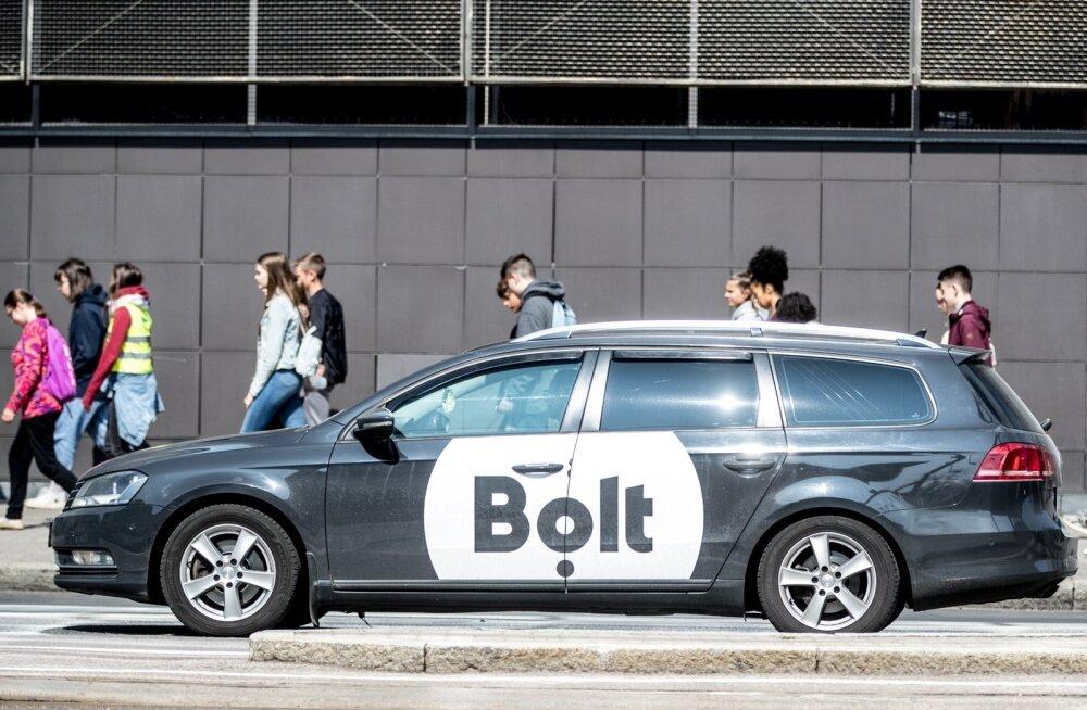 Jaapani Softbank tundis huvi Bolti vastu