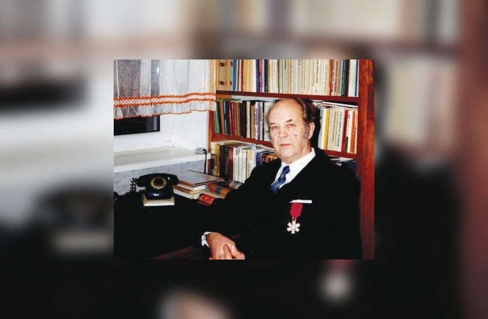 Õpetajate õpetaja Aksel Telgmaa - 80