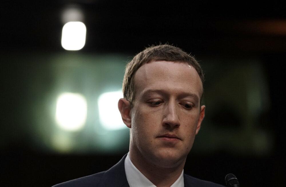 Hiljutine andmeskandaal läks nii koledaks kätte, et Facebooki juht Mark Zuckerberg käis USA senaatoritele vastust andmas. Loe, mida ta rääkis