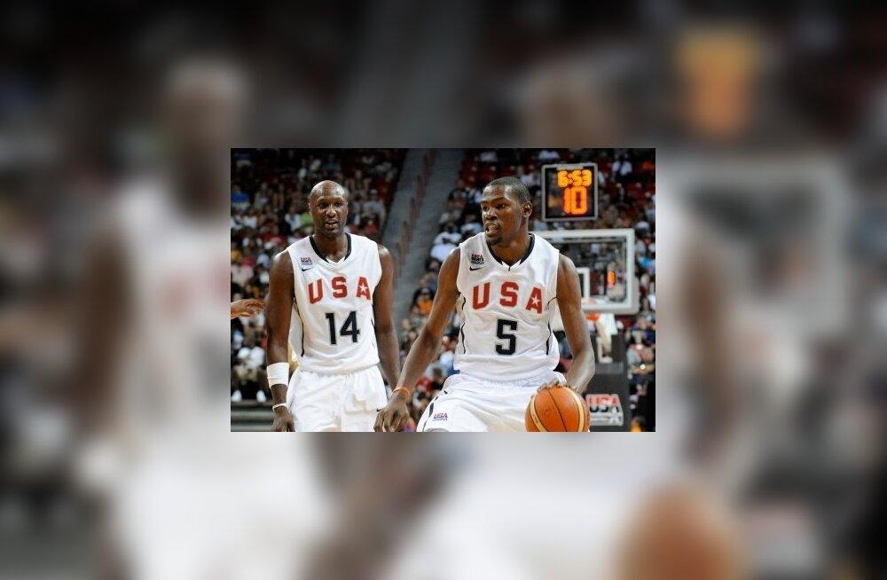 Hüvasti, USA! LeBron James lõpetab koondise esindamise
