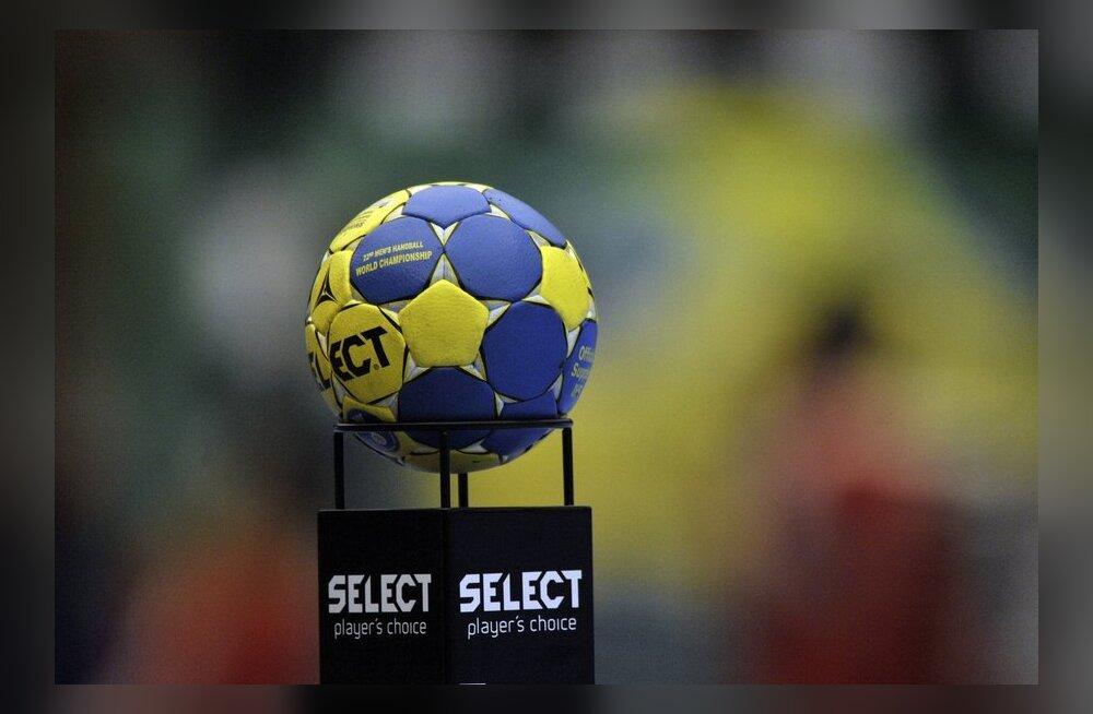Käsipalli Meistriliiga avaringis saatis edu külalismeeskondi