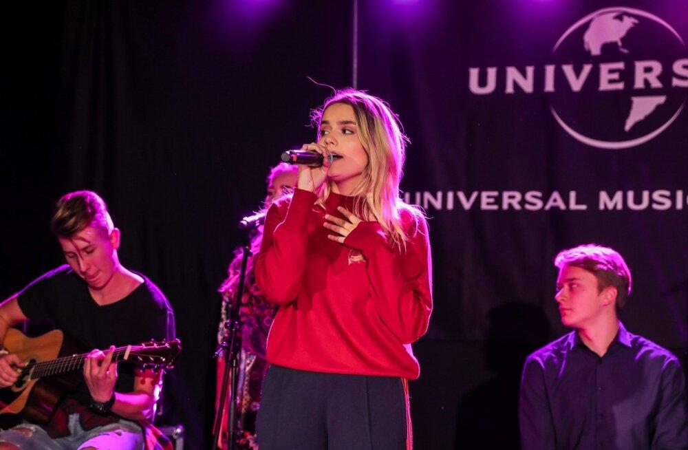 NOËP avalikustas kuu lõpus toimuva kontserdi soojendusesineja