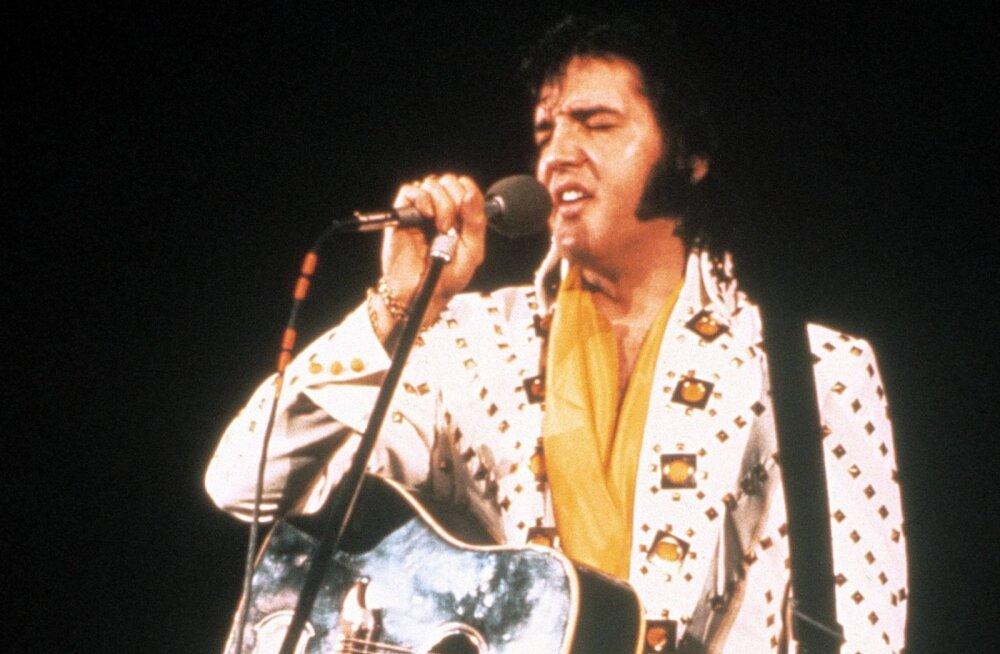 Vandenõuteeoria või tõesti tõsi? Elvis Presleyt ravinud arst väidab, et laulja lavastas oma surma: ta tahtis sellest kõigest põgeneda