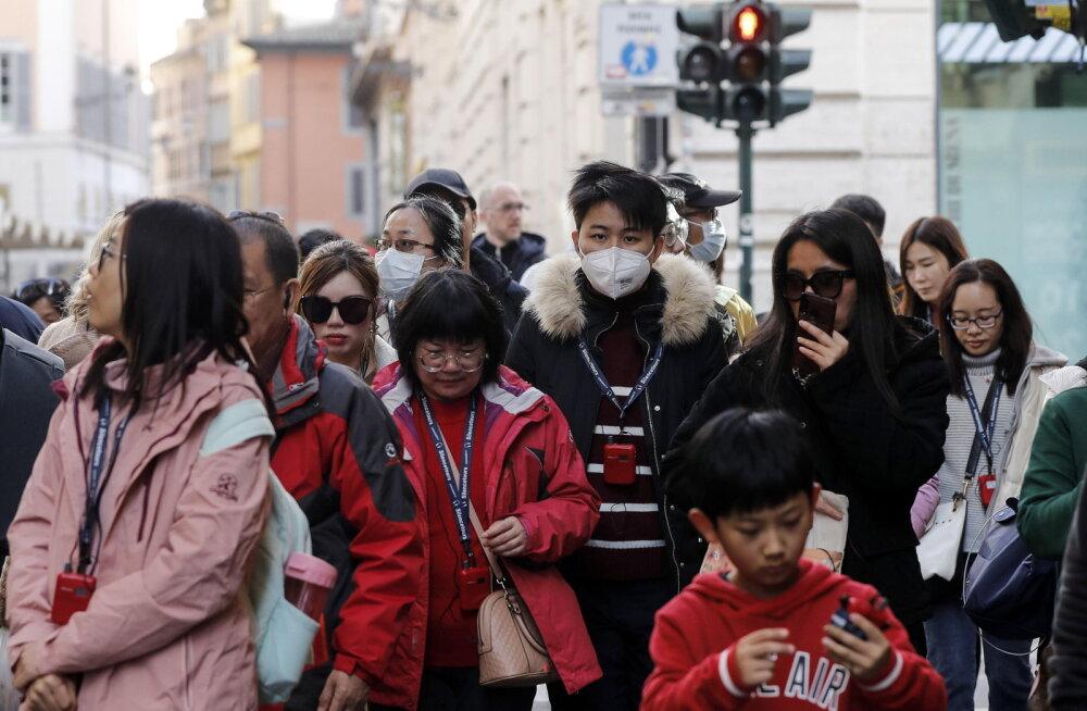 Koroonaviiruse näotu kõrvalmõju. Hiinlased satuvad välismaal paranoia ja eelarvamuste ohvriks