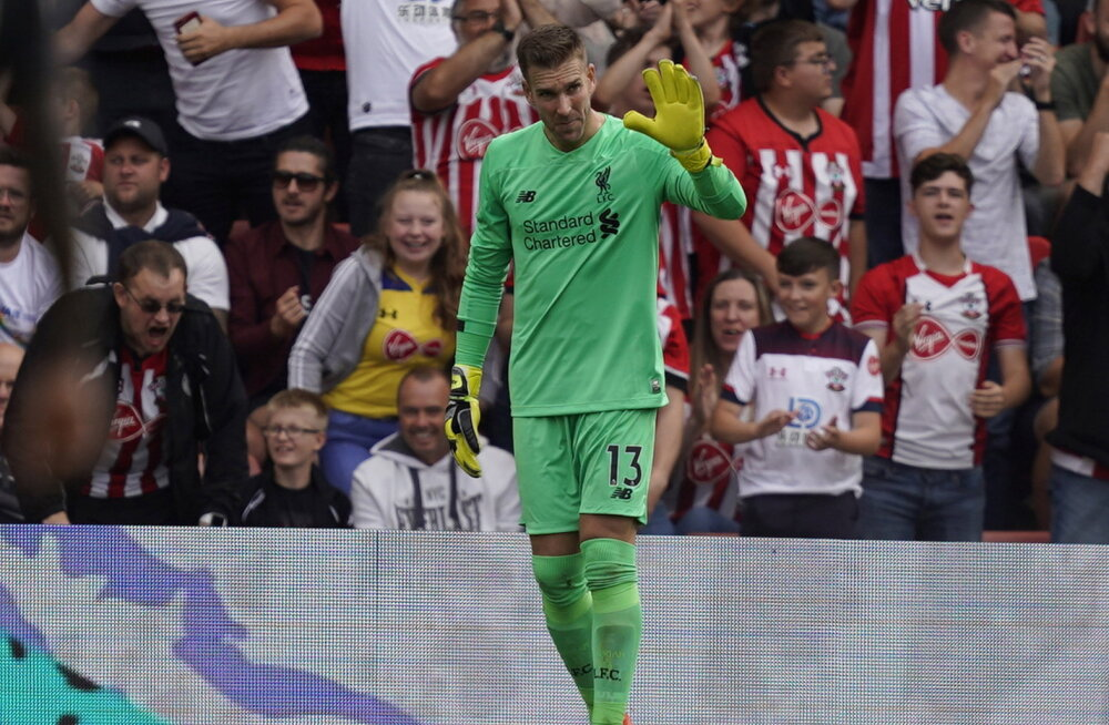 VIDEO | Päevad pole vennad: äsja Liverpooli kangelaseks tõusnud väravavaht tegi andestamatu prohmaka