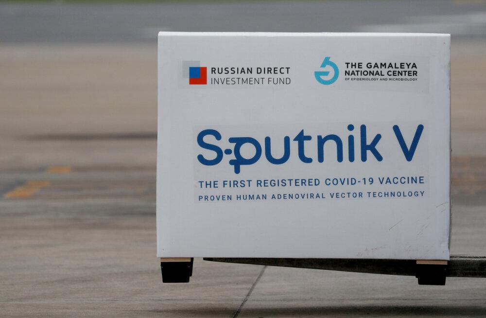 Venemaa välisministeerium pakkus Sputnik V-ga vaktsineerimist kõigile välisdiplomaatidele
