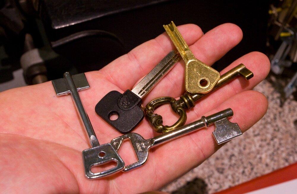 võtmed