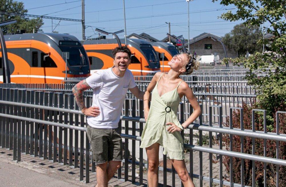 Selle suve võimalus! Lauri Pedaja ja Inga Tislar kutsuvad seiklushimulisi noori endaga Euroopasse reisile