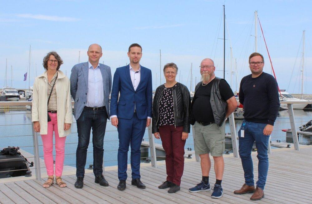 В Хааберсти изучают датский опыт социальной работы