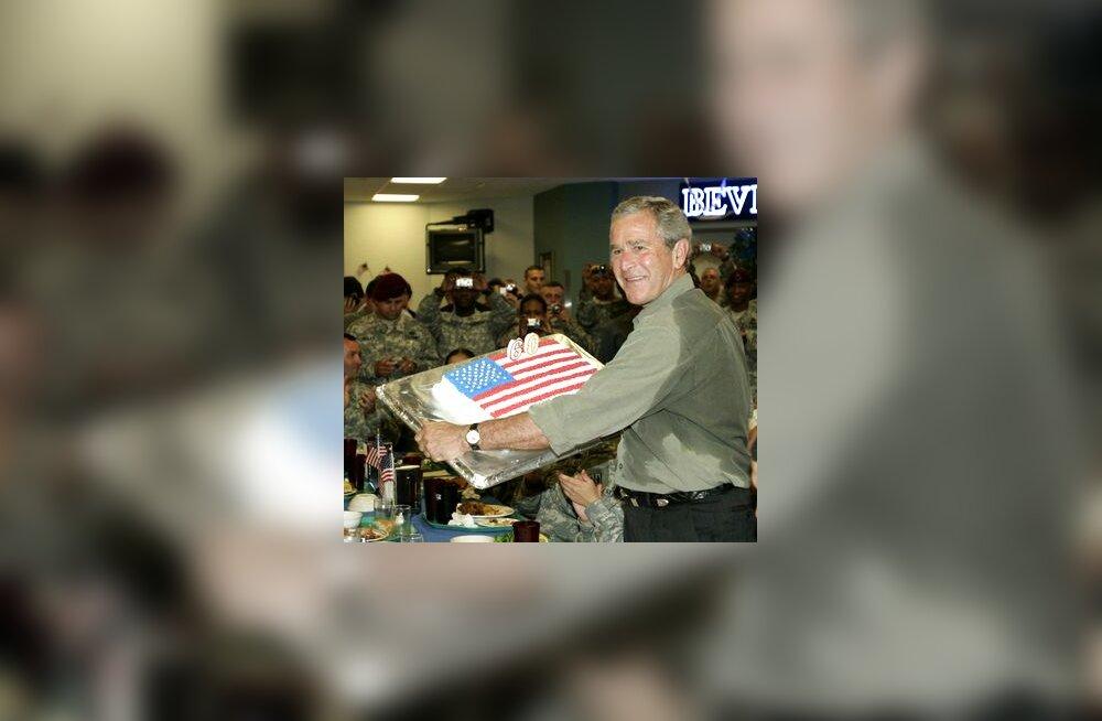 George W. Bush sünnipäevatordiga