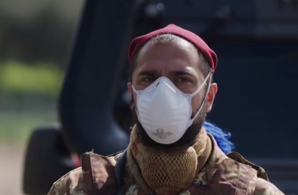 ВИДЕО   Итальянскую деревню превратили в лабораторию по изучению коронавируса