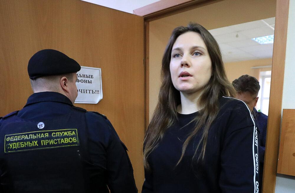 Peterburi kohus otsustas, et koroonaviiruse karantiinist põgenenud naine tuleb sundkorras tagasi viia