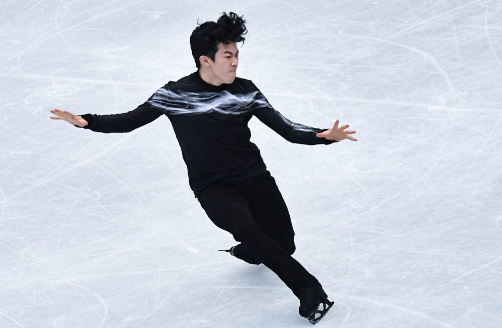 Nathan Chen MM-il.
