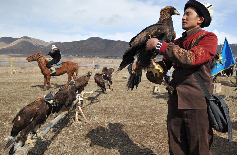 Kõrgõzstanis seksist ei räägita