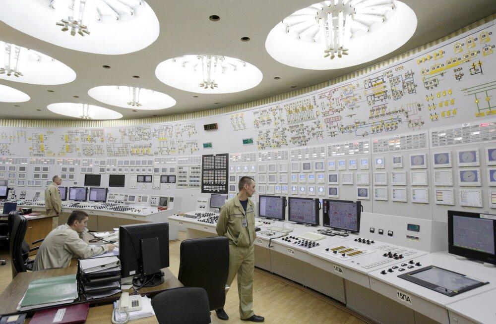 Vene tuumajaamas Tveri oblastis lülitus välja kolm reaktorit