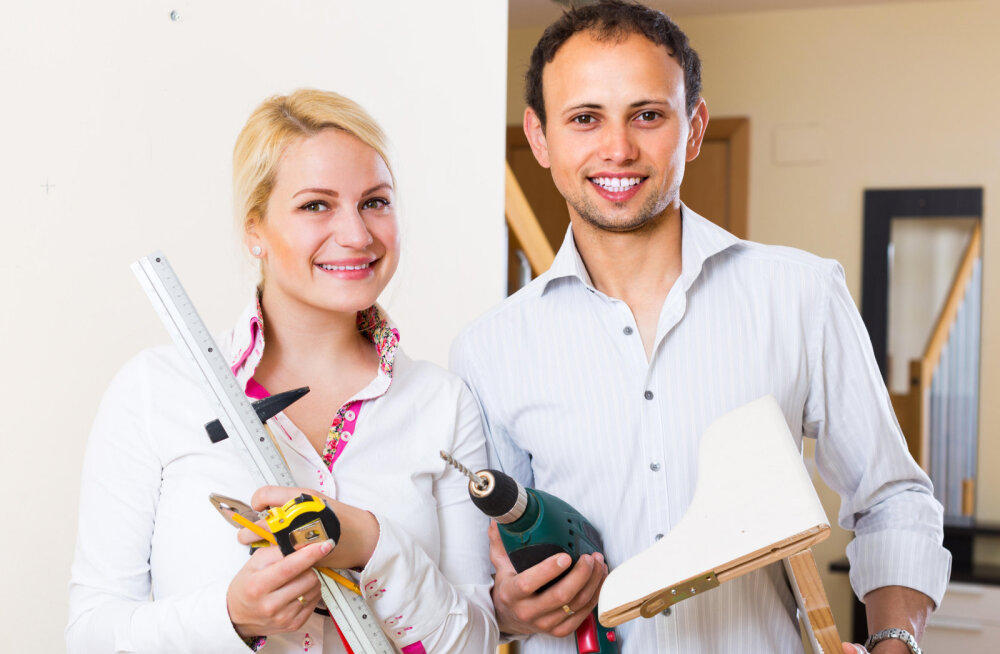 Почему ремонт доводит до развода: 4 причины