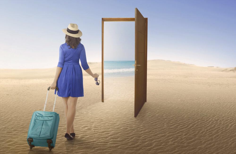 Tuleviku Euroopa turism: jõudsalt kasvab nõudlus n-ö uksest ukseni reisiteenuste järele
