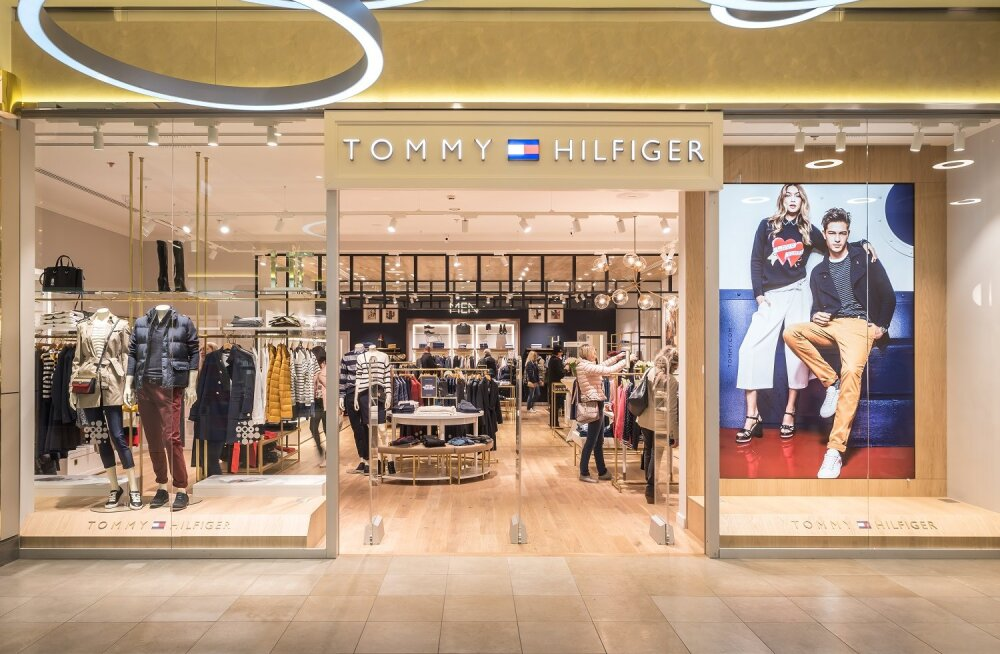 4b1f09ea729c В Эстонии открылся первый в странах Балтии магазин Tommy Hilfiger ...