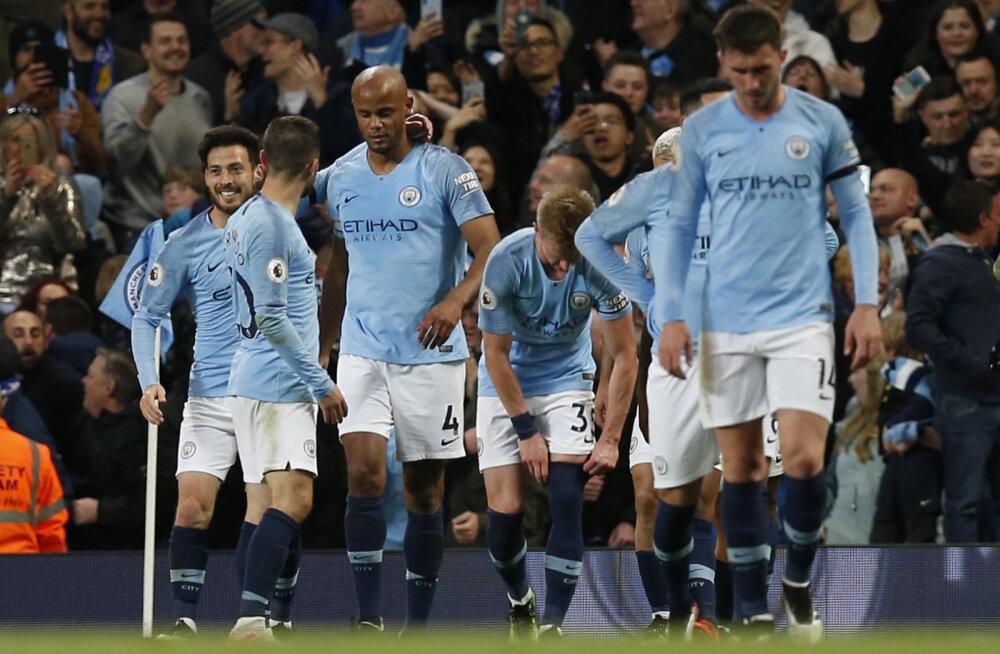 TÄNA | Kas Manchester City kaitseb meistritiitlit või Liverpool lõpetab pika põua?