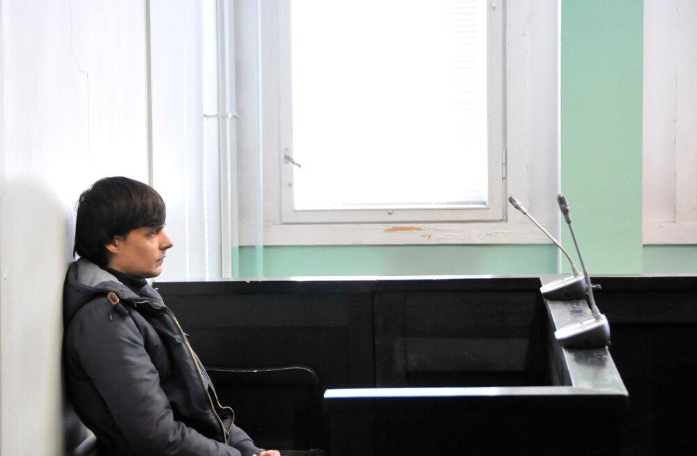 Harju maakohus mõistis Artem Zinchenko eile süüdi ja karistas teda viieaastase vangistusega.