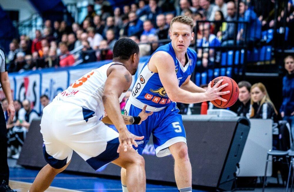 BC Kalev Cramo vs Minski Tsmoki 08.04.2018