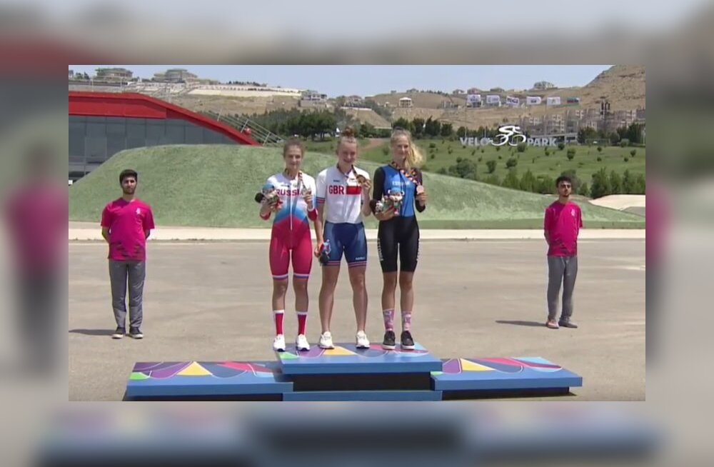 VIDEO   Eesti avas noorte olümpiafestivalil medaliarve
