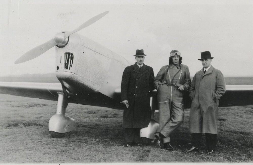 Laevad või lennukid? Vaidlus ajakirjas Sõdur 1934. aasta