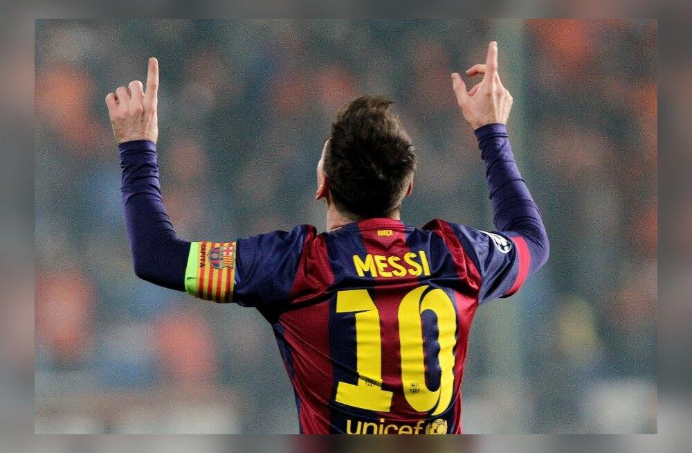 Tõeline legend - Lionel Messi