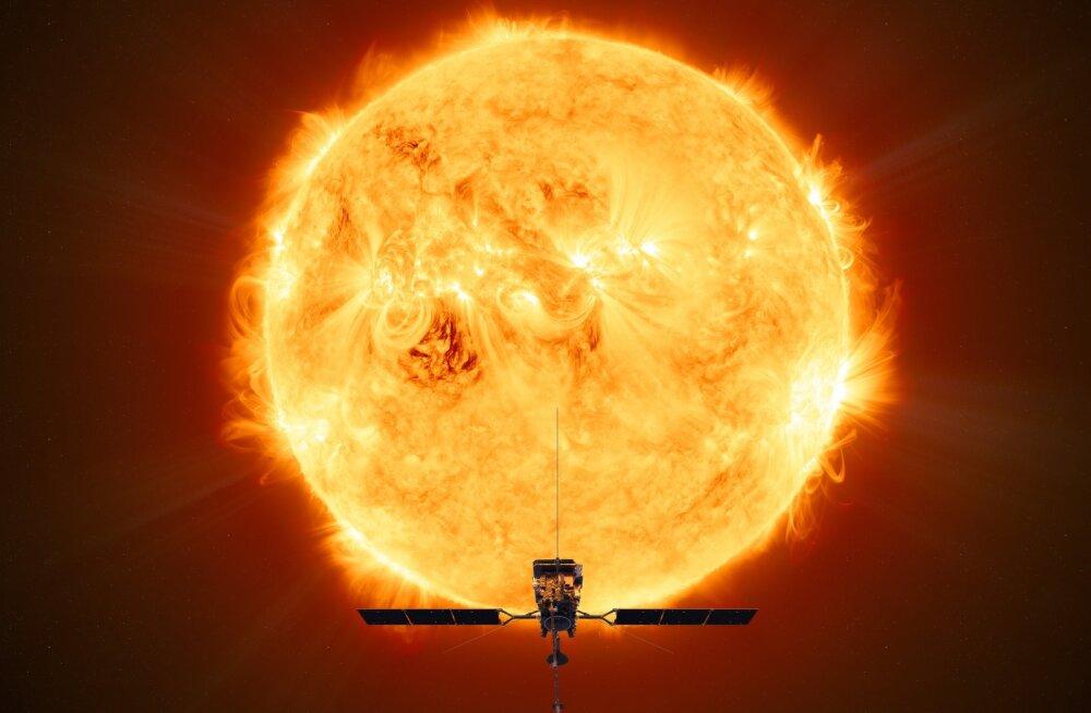 Eestlastel on hiljutise ülitähtsa kosmoseaparaadi juures oluline roll