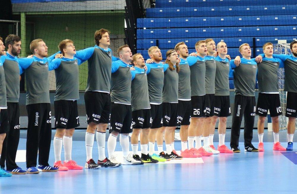 Eesti käsipallikoondis kohtub EM-valikmängudes Bosnia ja Hertsegoviinaga, mitmed liidrid jäävad taas eemale