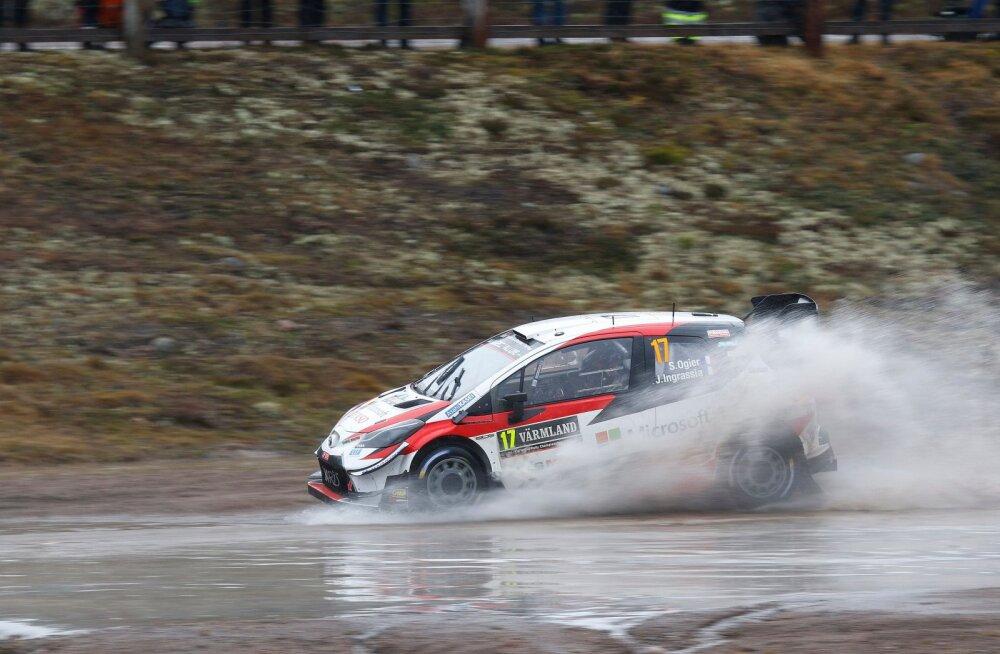 Rootsi WRC-ralli korraldajad üritavad õudusunenägu vältida ja tegid muudatusi