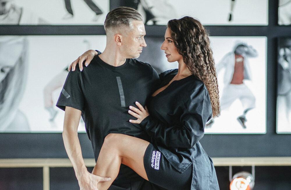 """Танцоры Георг Кодусаар и Камилла Орлова: """"Все люди могут танцевать, просто у всех разный темп"""""""