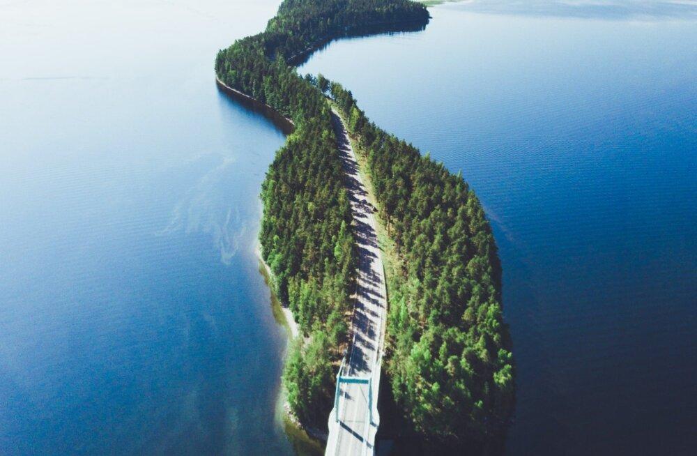 Пограничная служба Финляндии: граница для российских туристов остается закрытой — новый закон ничего не меняет